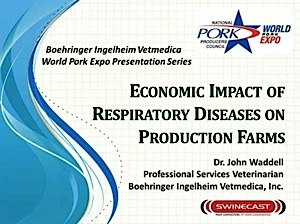 Economic Impact of Respiratory Diseases on Production Farms