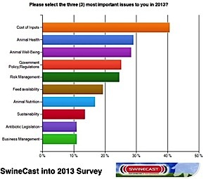 Top Swine Issues for 2013