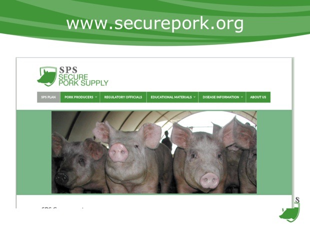Secure Pork Supply Implementation - PORK Academy