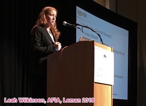 American Feed Industry Association (AFIA) Response and Perspectives
