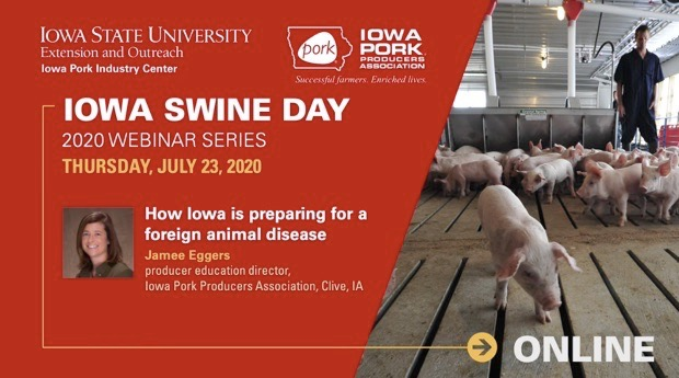 Preparing and staying ahead of foreign animal diseases in the USA