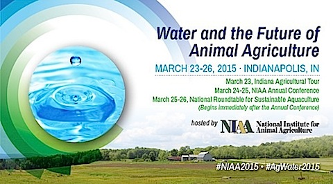 2015 NIAA Water and the Future of Animal Agriculture