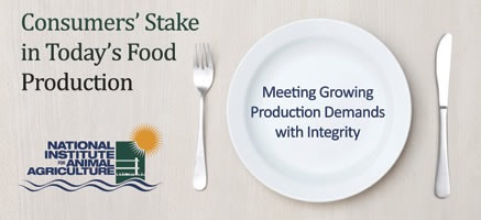2011 NIAA Consumer's Stake in Today's Food Production
